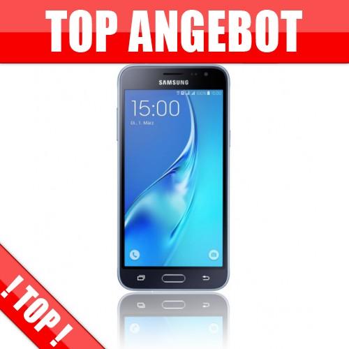 Samsung Galaxy J3 (2016) Duos - Duo-Tarif im Netz Telekom des Providers Mobilcom Debitel