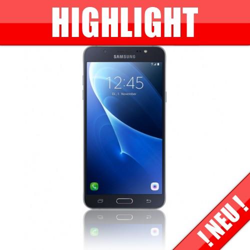 Samsung Galaxy J7 (2016) J710F - Duo-Tarif im Netz Telekom des Providers Mobilcom Debitel