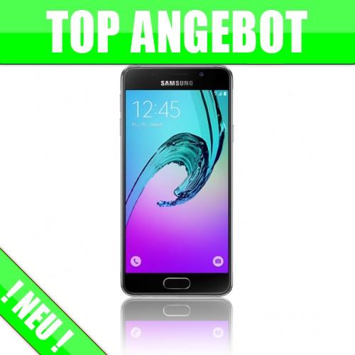 Samsung Galaxy A3 (2016) A310F - Edles Design aus Glas und Metall