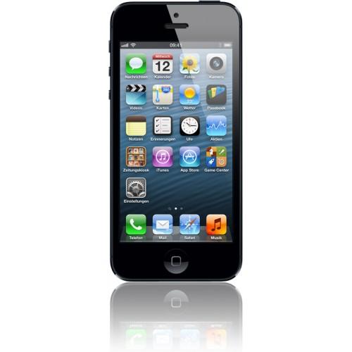 iPhone 5 16GB schwarz mit Flatrate