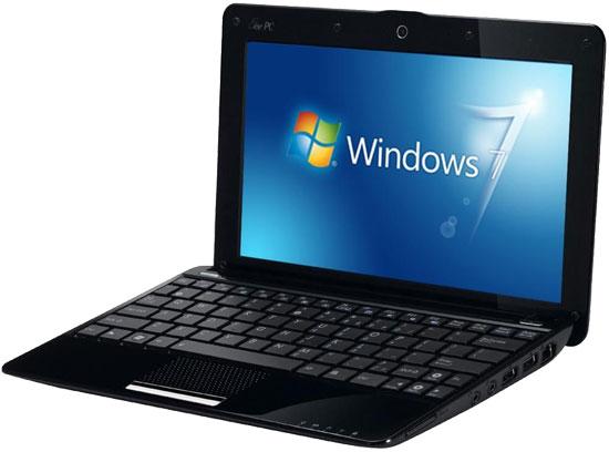 asus eee pc 1005p netbook windows 7 mit umts vertrag ebay. Black Bedroom Furniture Sets. Home Design Ideas