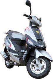 Motorroller Speedy 4T
