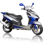 Motorroller Adventure 125