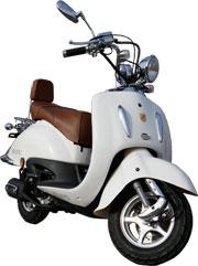 Motorroller Retro 50