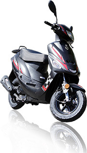 Motorroller Speedy EURO4