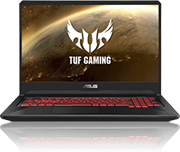 Notebook 17,3 TUF Gaming