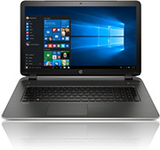 Notebook 17,3 HP Pavilion
