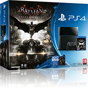 Sony PS4 Batman