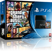 Sony PS4 GTA V
