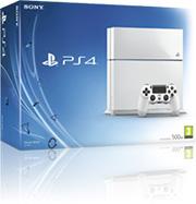 Sony PlayStation 4 weiß