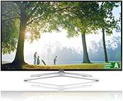 55 3D-LED-TV Samsung